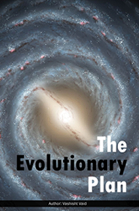Book cover for The Evolutionary Plan by Vashisht Vaid