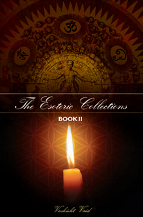 Book cover for The Esoteric Collections Book 2 by Vashisht Vaid