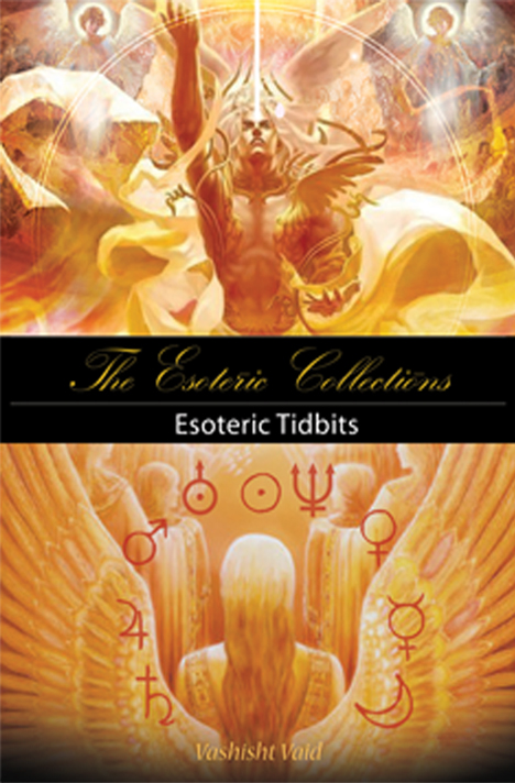 Book cover for The Esoteric Collections: Esoteric Tidbits by Vashisht Vaid